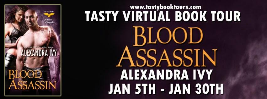Blood Assassin by Alexandra Ivy