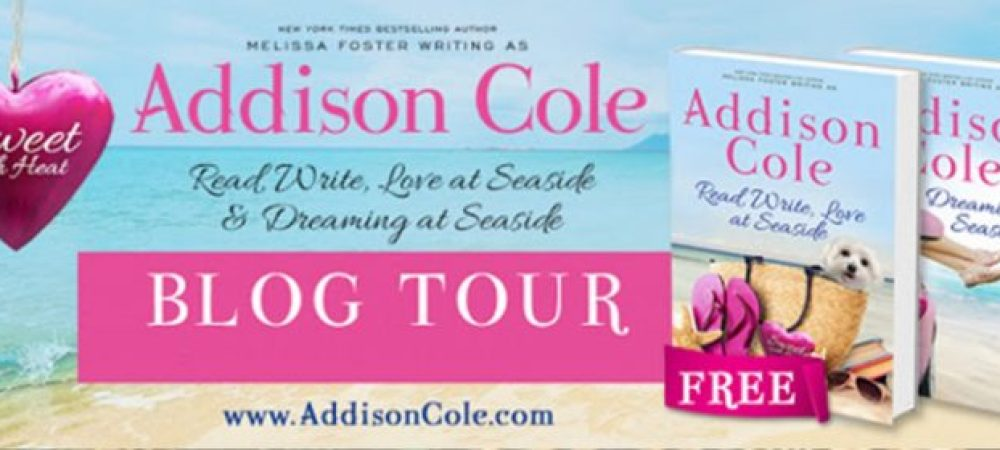 Review: Read Write Love at Seaside by Addison Cole