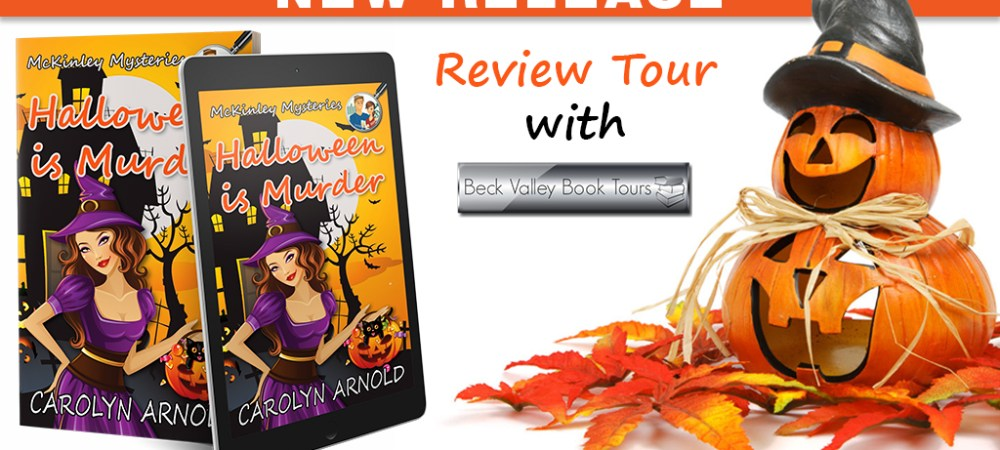 Review Tour: Halloween is Murder by Carolyn Arnold