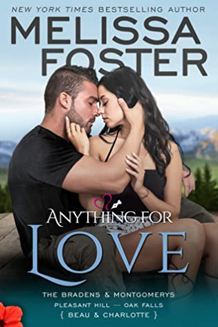 ?Anything For Love by Melissa Foster