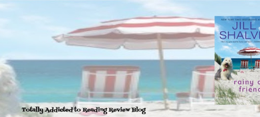 📚Review: Rainy Day Friends by Jill Shalvis 📚