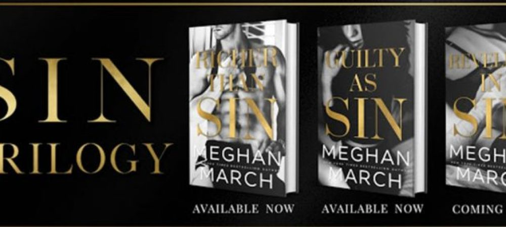 REVIEW : Guilty As Sin by Meghan March