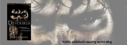 BOOK REVIEW: THE DEVOURER by C.H. CHELSER  @chrischelser #horror #paranormal