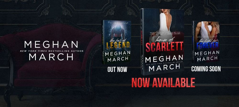 BOOK REVIEW HOUSE OF SCARLETT by MEGHAN MARCH @Meghan_March #Romance #Sexy #YummyAlpha