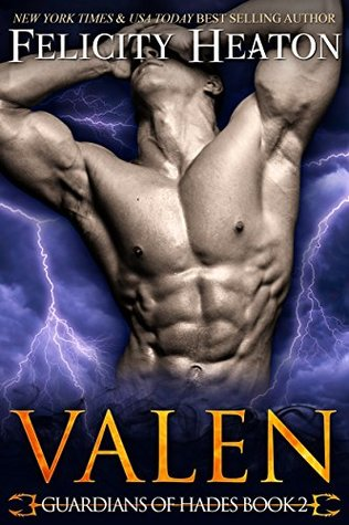 Review: Valen by Felicity Heaton