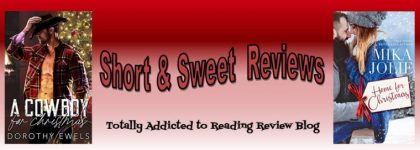 Reviews: A Cowboy For Christmas & Home for Christmas