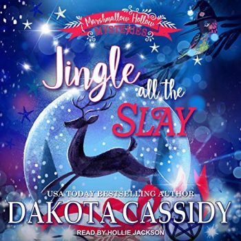 🎧Review: Jingle All the Slay by Dakota Cassidy