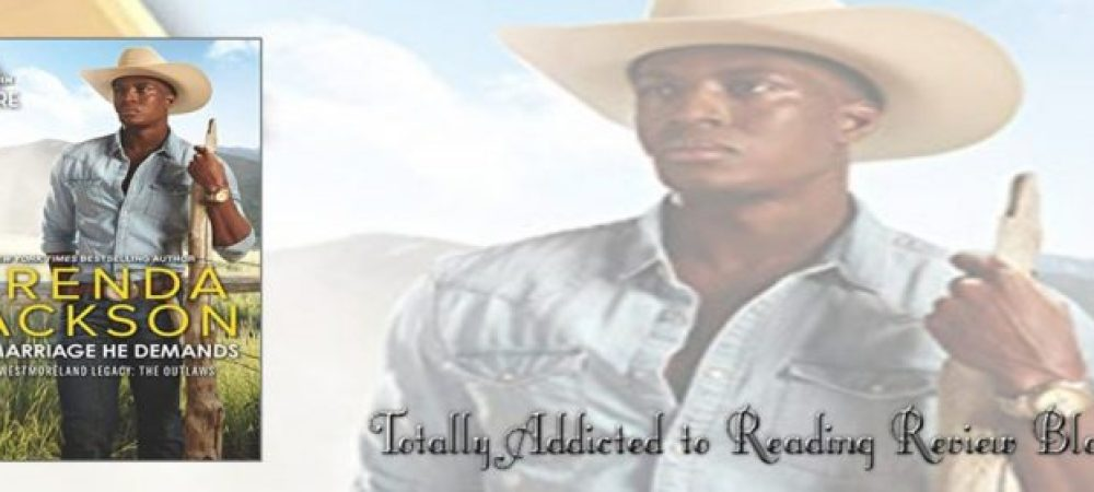 ??Review: The Marriage He Demands by Brenda Jackson