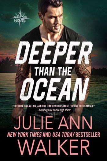 📚Review: Deeper Than The Ocean by Julie Ann Walker