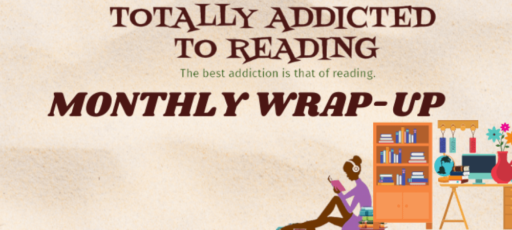 Monthly Wrap Up: August
