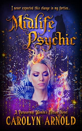 📚Midlife Psychic by Carolyn Arnold
