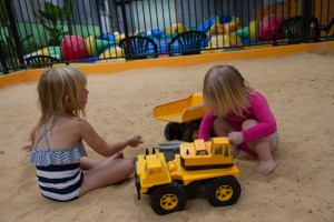 Giant Sand Pit