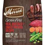 Merrick Grain-Free Real Buffalo + Sweet Potato Recipe Dry Dog Food