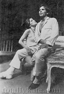 Kate Mulgrew & Robert Gentry