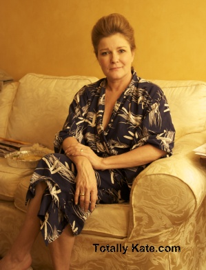 Kate Mulgrew at Broadhurst Theater - Jan. 24, 2009