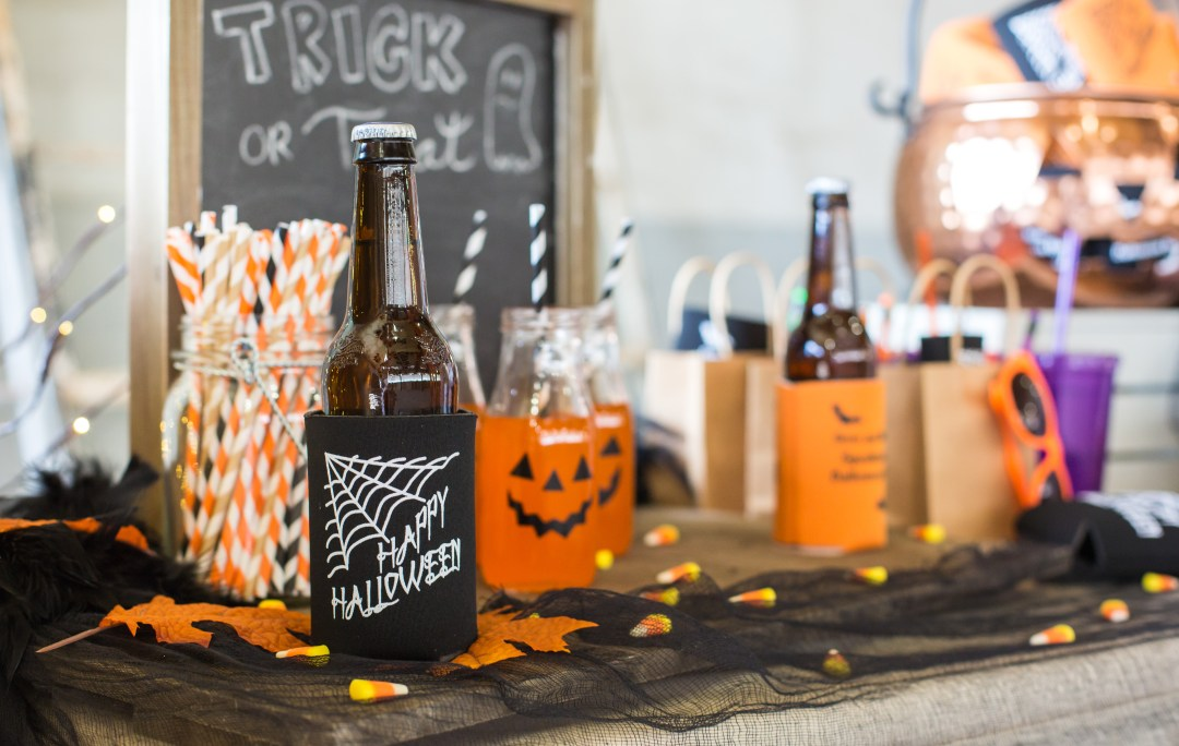Halloween Party Essentials and Favors