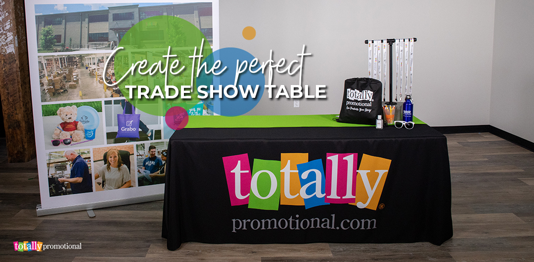trade show table display