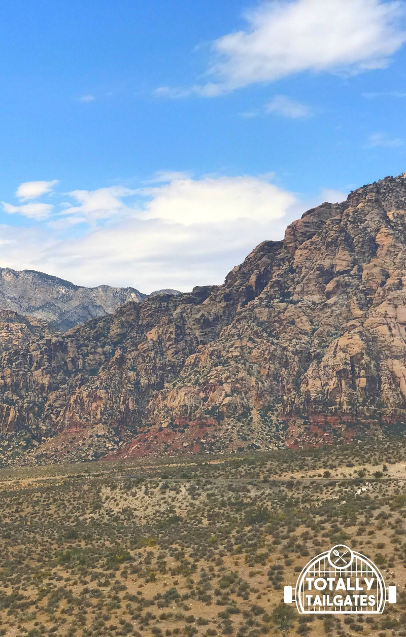 Easy Road Trip from Las Vegas: Red Rock Canyon | Totally Tailgates