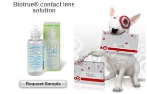 Free Contact Lens Solution Samples