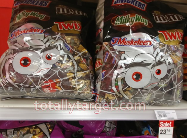 21/09/2020· mars halloween minis chocolate favorites variety pack 40oz $9.99. Great Deals On Mars Halloween Chocolate Trick Or Treat Candy At Target As Low As 4 Per Piece Totallytarget Com