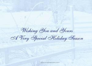 Snowflake Card Back