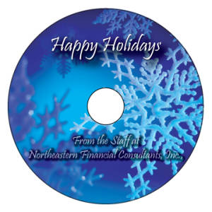 Snowflake-holiday-disc