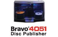Bravo 4051 BLU (1 drive)