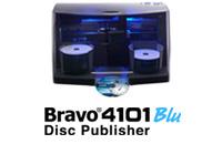 Bravo 4101-Blu DVD±/CD-R/BD-R