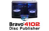 Bravo 4102 XRP Disc Publisher