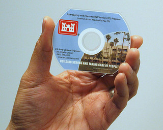 The Evolution of Business Cards to Business Card CDs