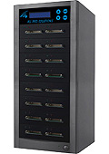 DVD and CD Duplicators – Tower Versus Automated