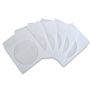 Sleeve, Paper, window & flap (1,000 per box)