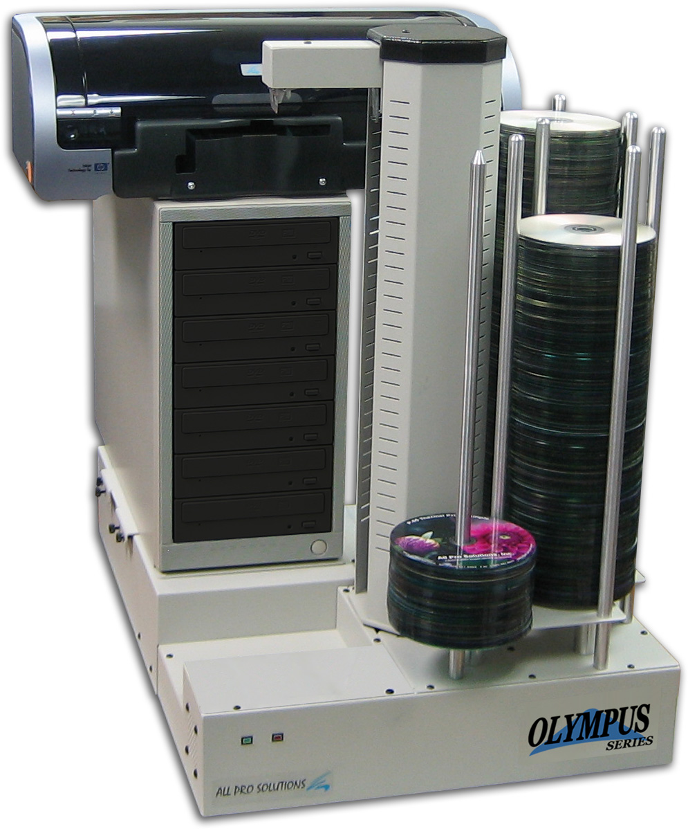 All Pro Solutions Olympus 7H BD