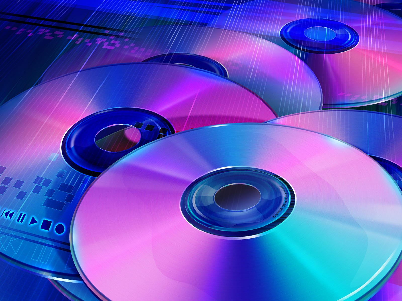 image about Printable Blank Cds identify CMC Skilled, 52X CD-R, White Inkjet Hub Printable, 600 Disc Tape Wrap, Valueline - Overall Media