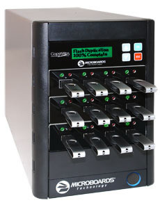Feature of the Week – Microboards SD-MicroSD Flash Duplicator