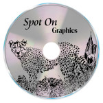 one-color-print-on-cd