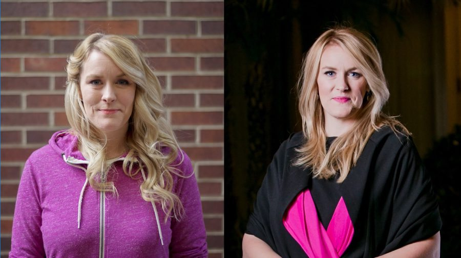 Total Mom Makeover Jennifer Fudge Before and After Look 2