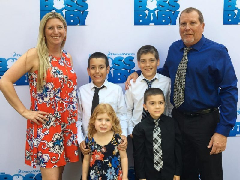 Total Mom Makeover Stacy Molter and Family