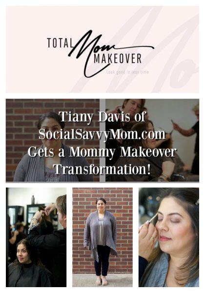 Total Mom Makeover Tiany Davis Pinterest Photo