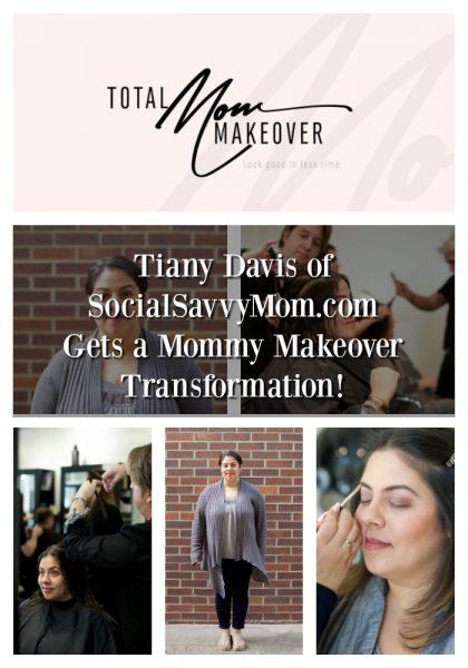 Total Mom Makeover Tiany Davis Pinterest Photo