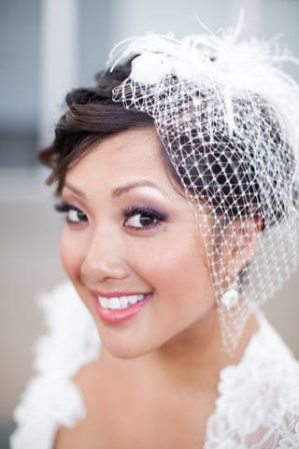 Kemry Wedding Bride Smile