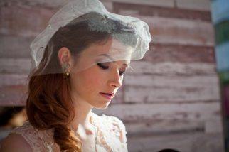 Laced in Love Bride