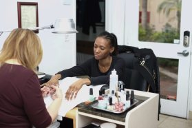 Total Mom Makeover Manicure