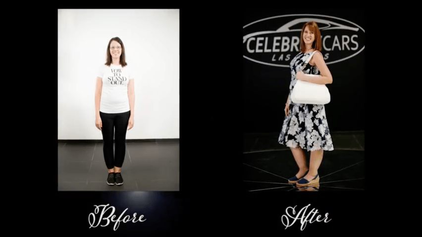 Desiree Maas After Mom Transformation
