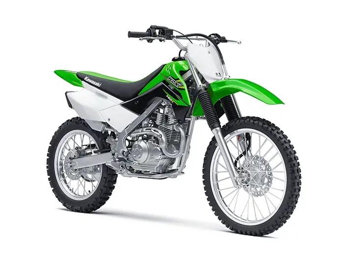 Kawasaki Klx140l Review