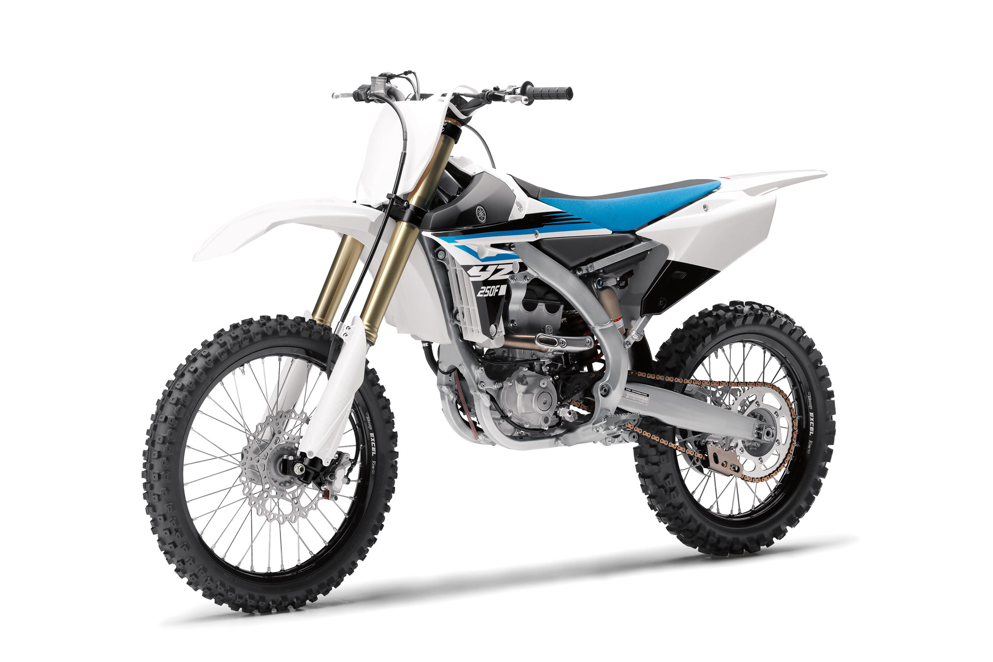 Yamaha Yz250f Review Totalmotorcycle