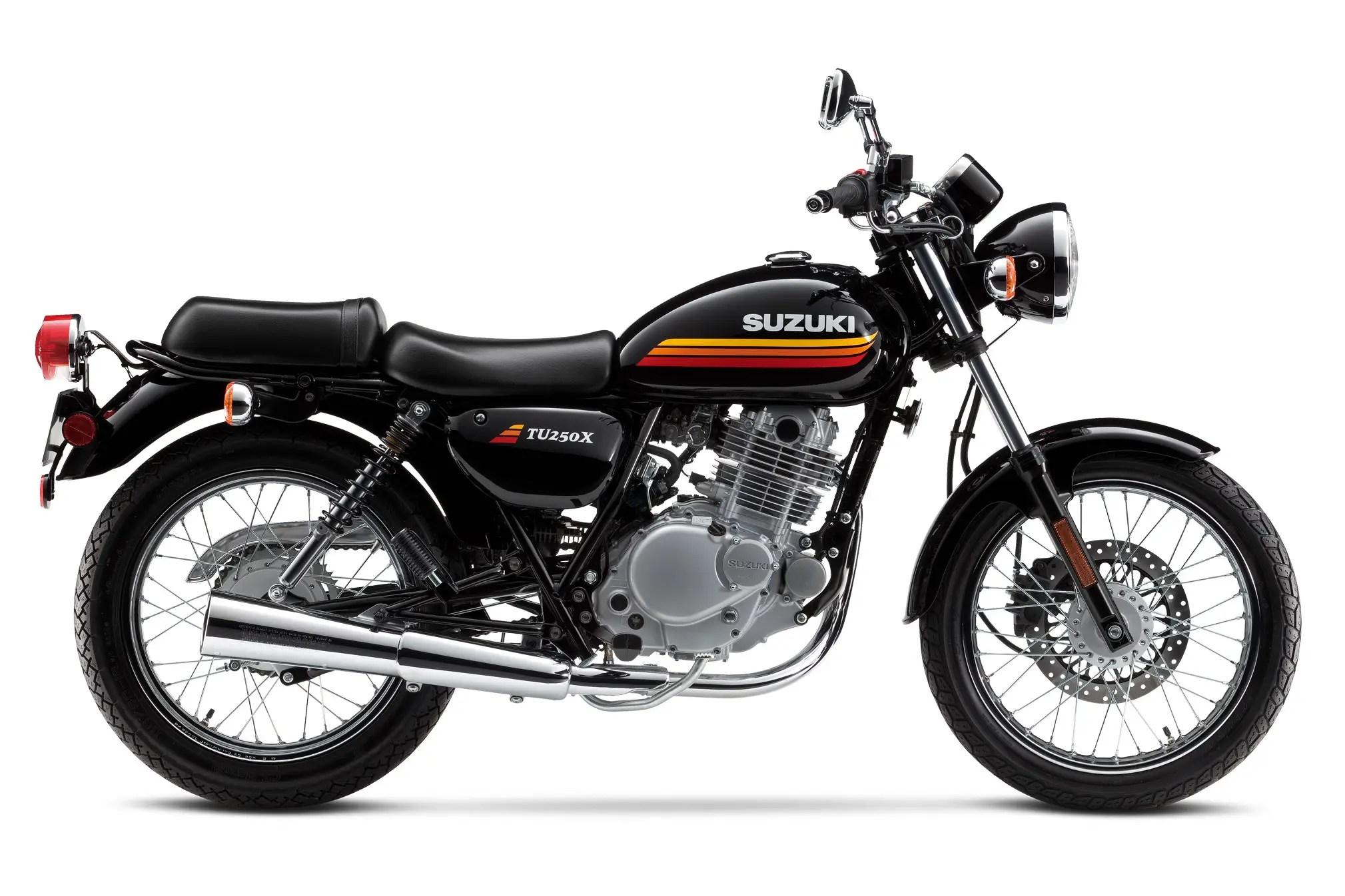 2019 Suzuki TU250X Guide Total Motorcycle