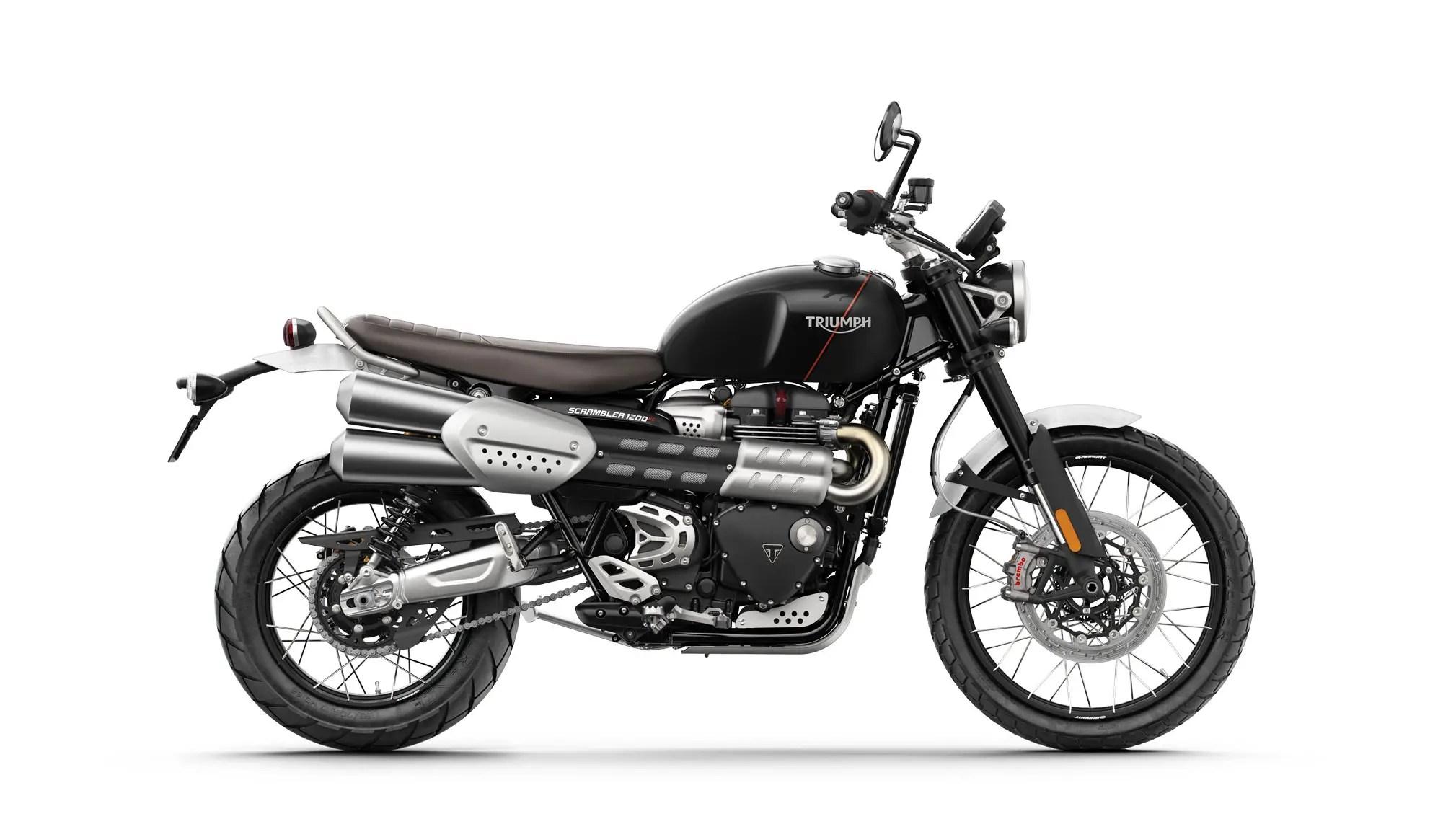Triumph Scrambler Xc Guide Total Motorcycle