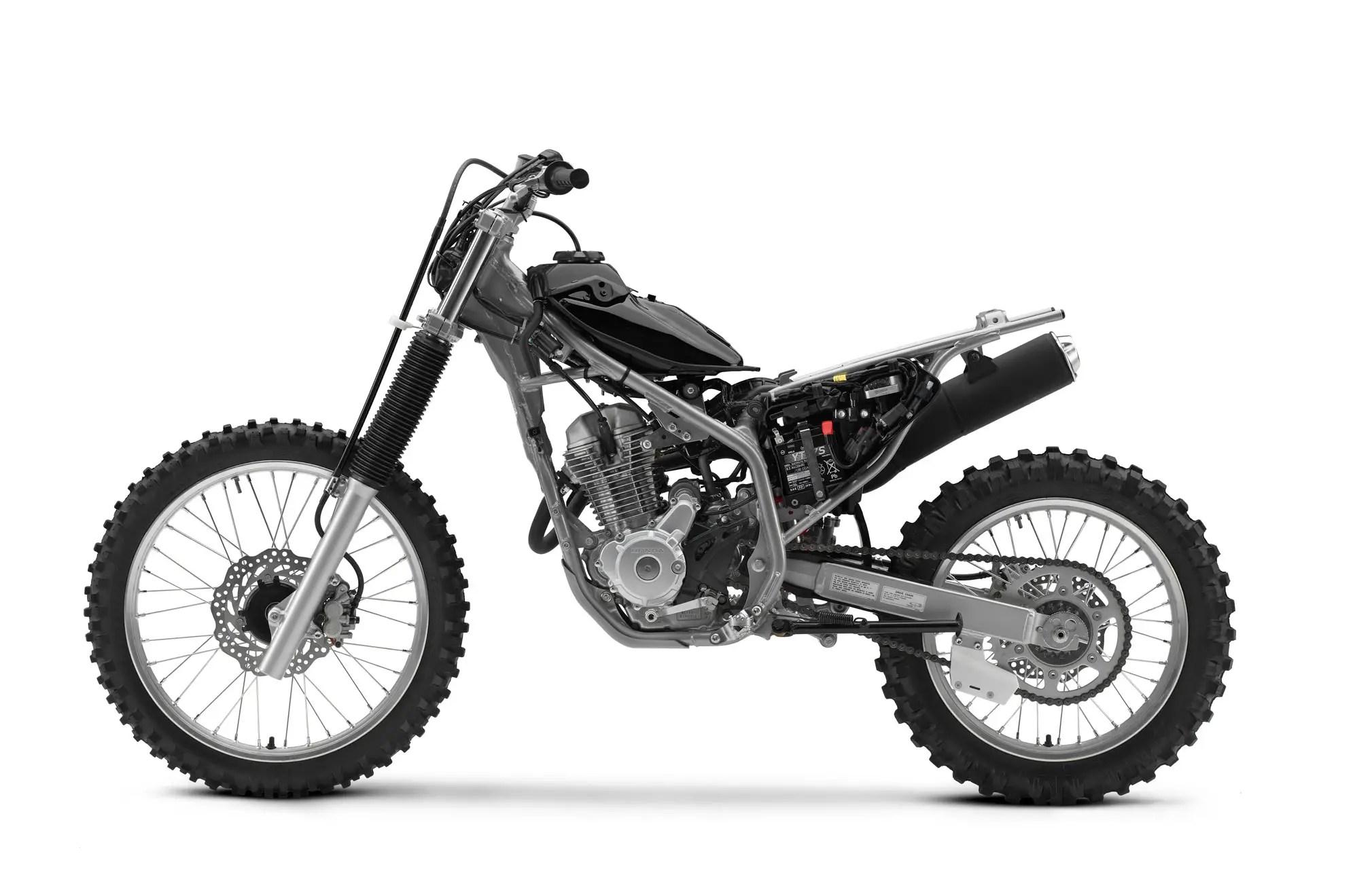 Honda Crf250f Guide Total Motorcycle