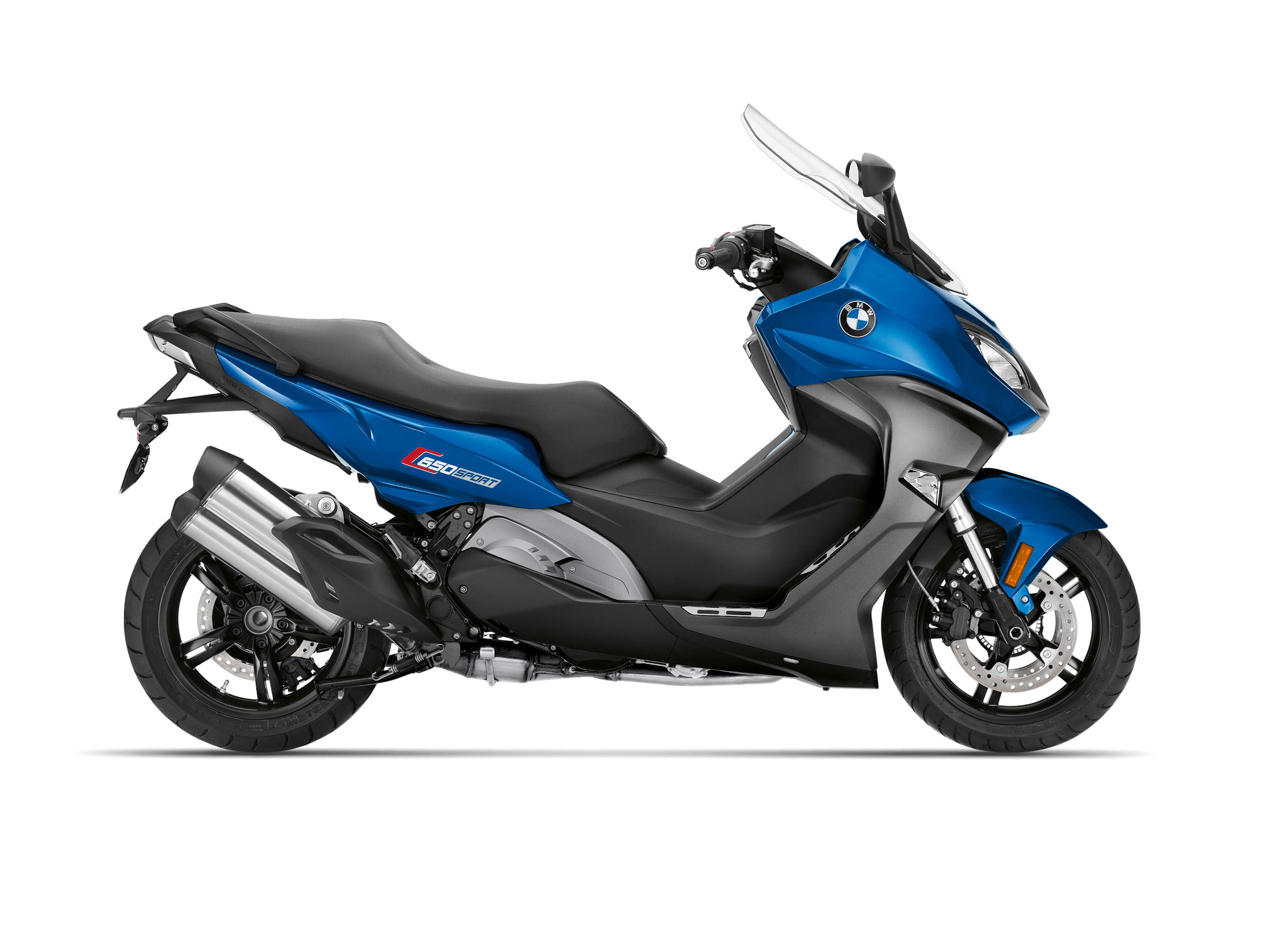 2020 BMW C650 Sport Guide • Total Motorcycle